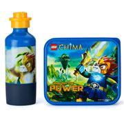 LEGO - Legends of Chima Lunch Set 2pce