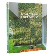 Book - Patios Terraces & Roofgardens