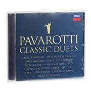 Universal - CD Luciano Pavarotti Classic Duets