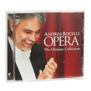 Universal - CD Andrea Bocelli Opera The Ultimate Collection