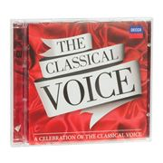 Universal - CD The Classical Voice: A Celebration