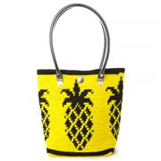 Skipping Girl -  Pineapple Classic Tote Bag