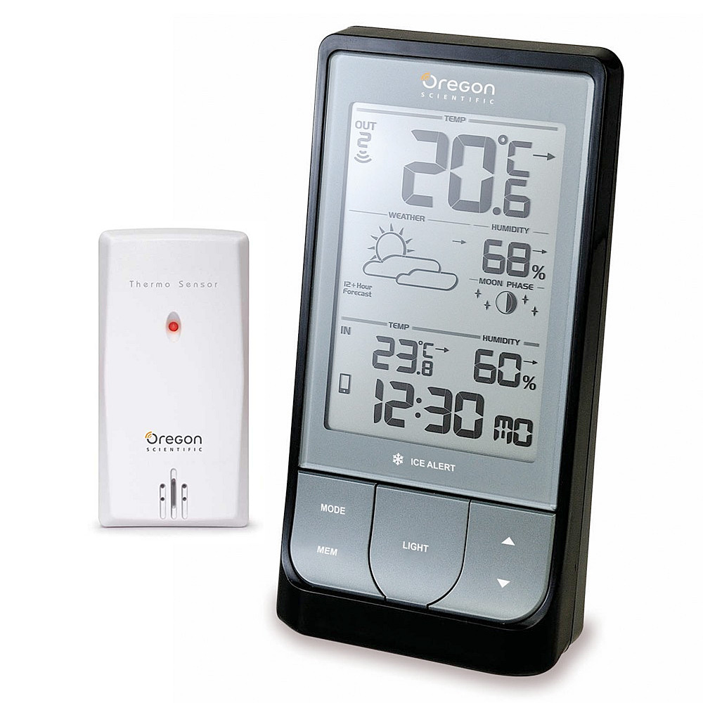 Oregon Scientific Bluetooth Weather Station Peter S Of