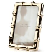 Lunares - Bamboo Gold Frame 9x14cm