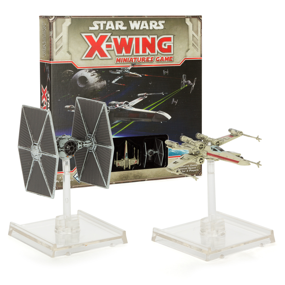 Star Wars X Wing Miniatures Game: NEW Games Star Wars X-Wing Miniatures Game