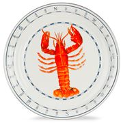 Golden Rabbit - Coastal Lobster Large Serving Plate