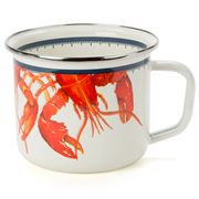 Golden Rabbit - Coastal Lobster Soup Mug