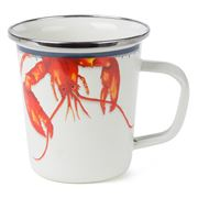 Golden Rabbit - Coastal Lobster Latte Mug