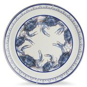Golden Rabbit - Coastal Blue Crab Medium Serving Plate
