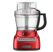KitchenAid - Artisan Red ExactSlice Food Processor KFP1333