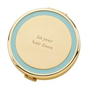 Kate Spade - Holly Drive Hair Down Compact Mirror