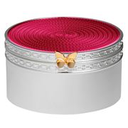 Wedgwood - Vera Wang With Love Treasures Pink Butterfly Box