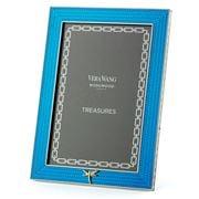 Wedgwood - Vera Wang With Love Treasures Blue Frame 10x15cm