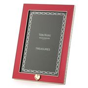 Wedgwood - Vera Wang With Love Treasures Red Frame 10x15cm