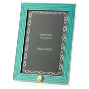 Wedgwood - Vera Wang With Love Treasures Aqua Frame 10x15cm