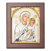 Axion - Holy Virgin Mary Giatrisa 10.5x12.5cm
