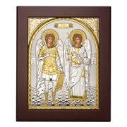 Axion - Archangels Michael and Gabriel 15x19cm