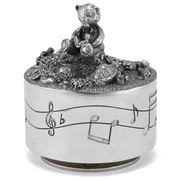 Royal Selangor - Teddy Bears' Picnic Music Carousel Boxed