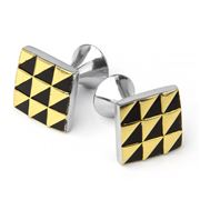 Royal Selangor - Triangle Cufflinks