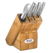 Global - Masuta Knife Block Set 5pce