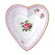 Royal Albert - Candy Collection Love Lilac Heart Tray