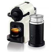 Breville - Nespresso Inissia White Coffee Machine