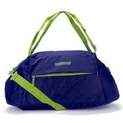 American Tourister - Jiffy Blue Duffle Bag