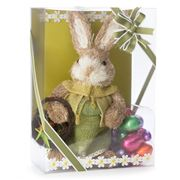 Boz Easter - Boutique Straws the Bunny Gift Box