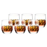 Stolzle - Weinland Double Old Fashioned Tumbler Set 6pce