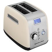 KitchenAid - Two Slice Toaster KMT223 Almond Cream