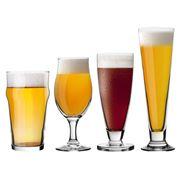 Bormioli Rocco - Birra Speciality Beer Set 4pce