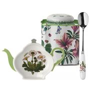 Pimpernel - Botanic Garden Tea Caddy Set 3pce