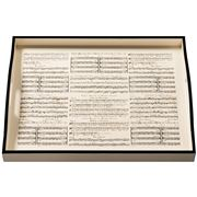 Whitelaw & Newton - Music On Cream Large Tray