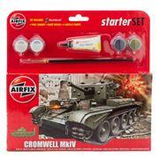 Airfix - MKIV Cromwell Cruiser Model Set