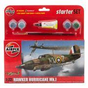 Airfix - MK1 Hawker Hurricane Model Set