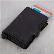 Secrid - Leather Vintage Black Twin Wallet