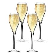 Luigi Bormioli - Prestige Champagne Flute Set 4pce