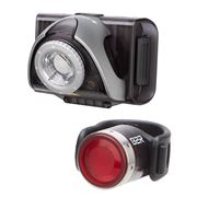 Led Lenser - SEO B5R Bike Lamp & B2R Rear Bike Lamp Set