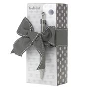 Art In Motion - Wallflower Spotty Dotty To Do Notepad w/ Pen