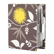 Art In Motion - Wallflower Mini Memo Pad with Pen