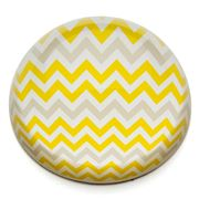 Art In Motion - Wallflower Chevron Paperweight
