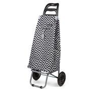 D Line - Shop & Go Mode Chevron Shopping Trolley