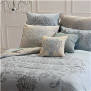MM Linen - Valencay Reversible King Quilt Cover Set