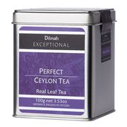 Dilmah - Exceptional Perfect Ceylon Tea Tin Caddy 100g