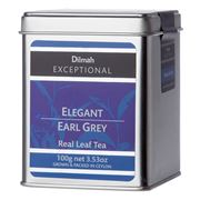 Dilmah - Exceptional Elegant Earl Grey Tin Caddy 100g
