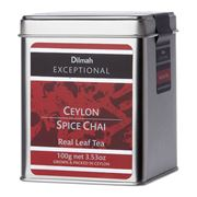 Dilmah - Exceptional Ceylon Spice Chai Tin Caddy 100g