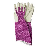 Briers - Abstract Dot Medium Gauntlet Gardening Gloves