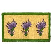 Doormat Designs - Lavender Doormat