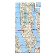 Design Ideas - Magnet Map New York