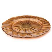 IVV - Caramel Pearl Magnolia Platter